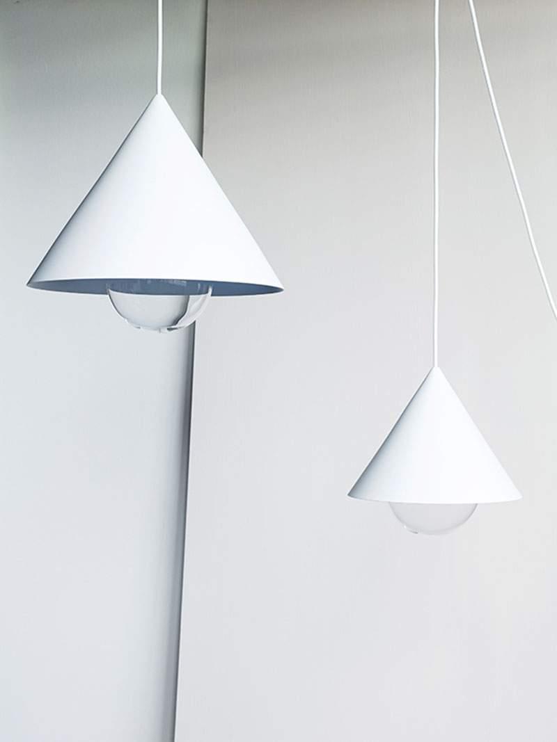 CONE LIGHTS STUDIO VIT LUMINAIRES BLOG DECO DESIGN 1  3
