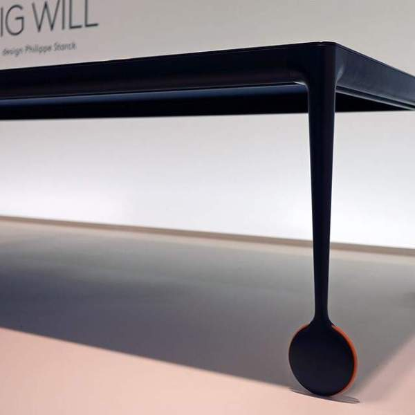 Today on http://Deco-Design.biz/ >>> BIG WILL Table by MAGIS x STARCK