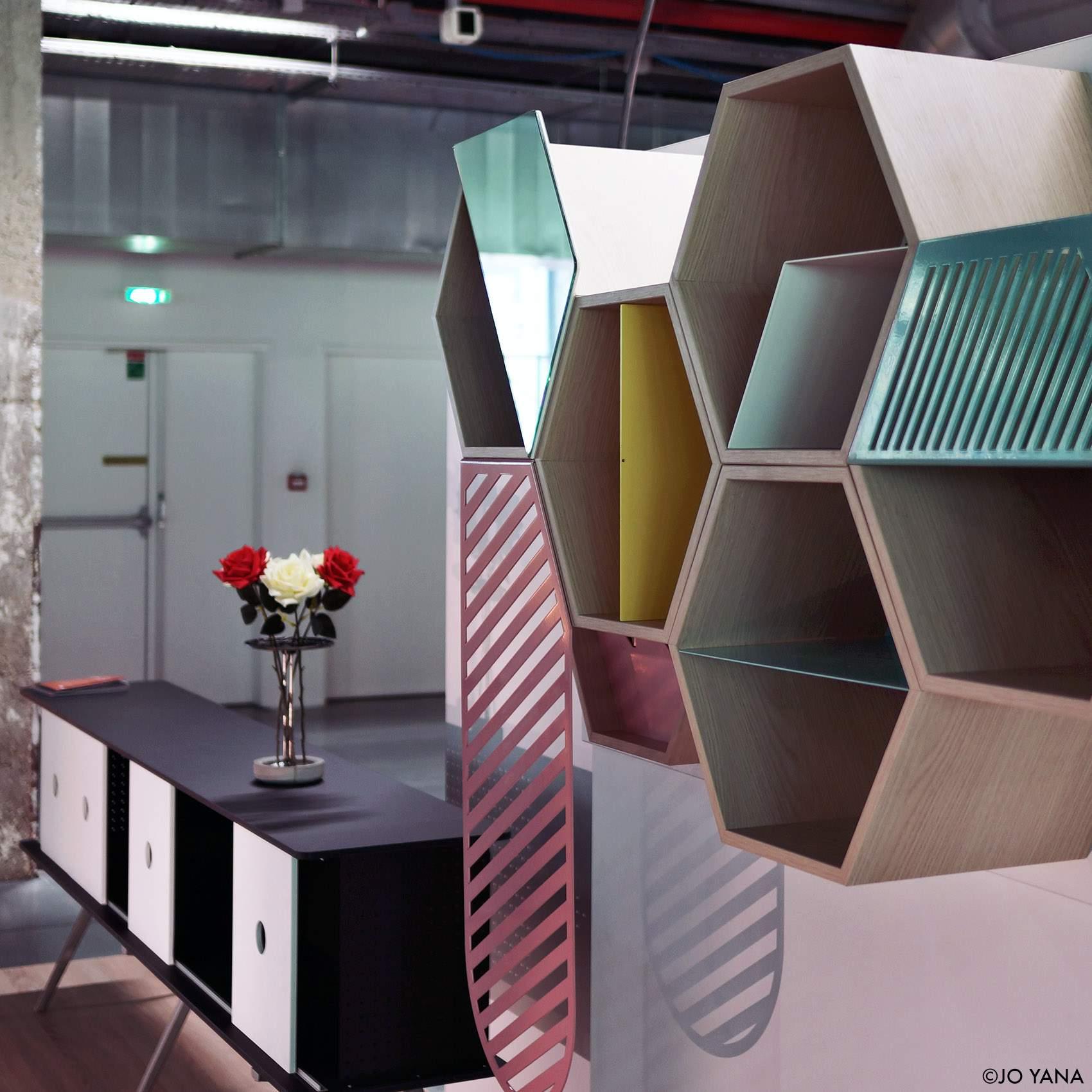 Tables d'appoint et étagères COLMEIA par Tania CLEMENTE NOW LE OFF 7