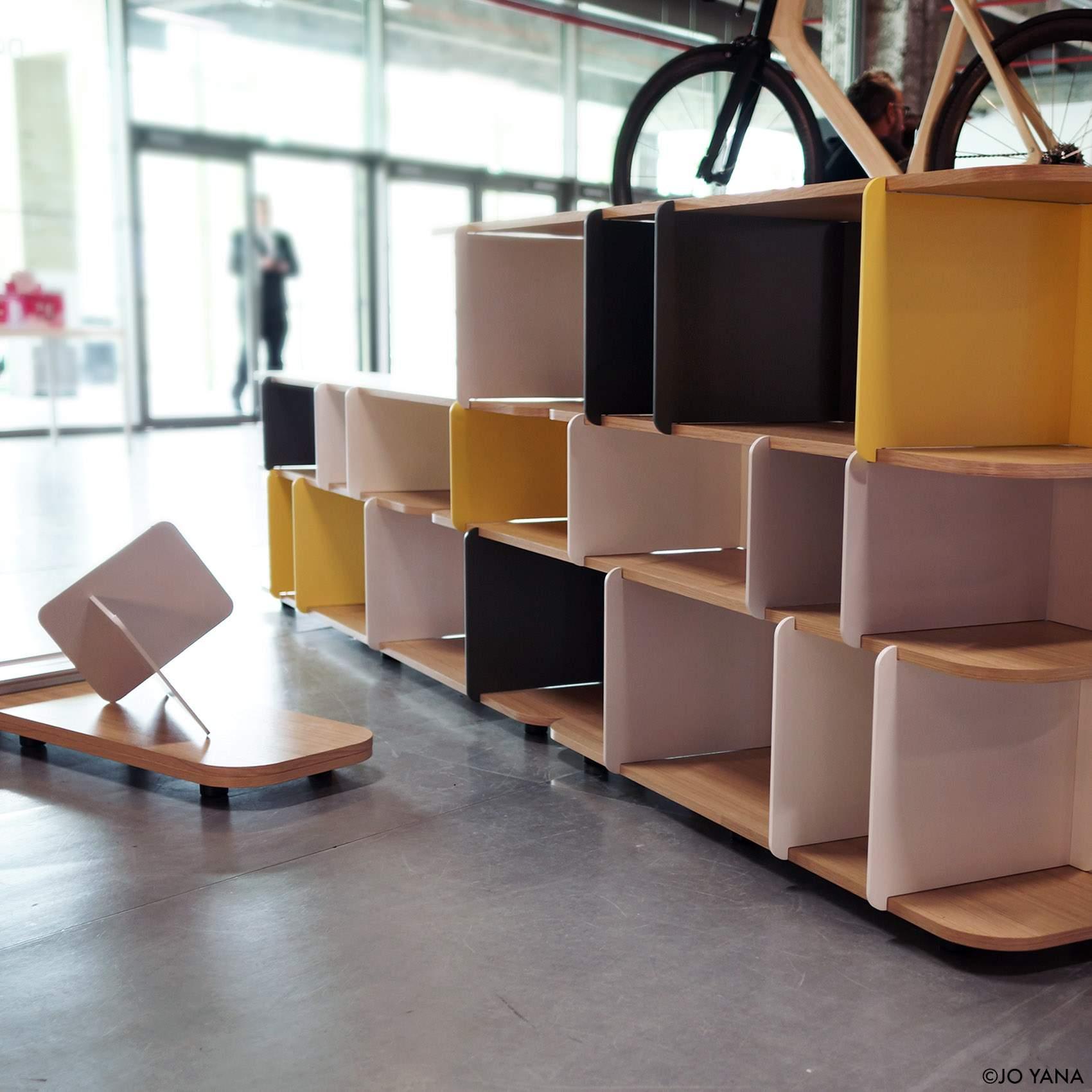 Bibliothèque STACKIT par MIIING NOW LE OFF 11
