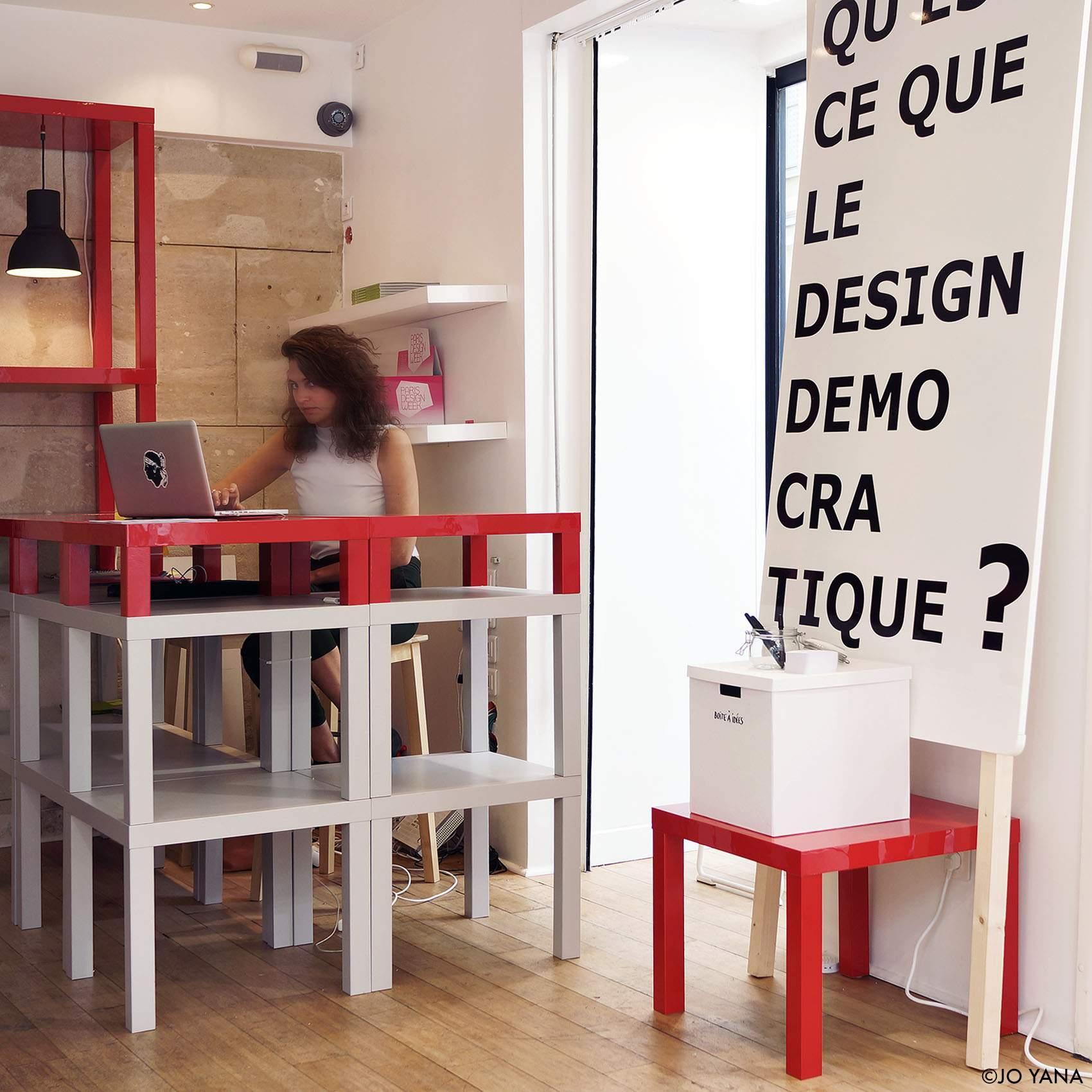 PARIS DESIGN WEEK 2015 IKEA DEMOCRATIQUE