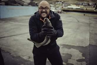 Pêcheur Islandais