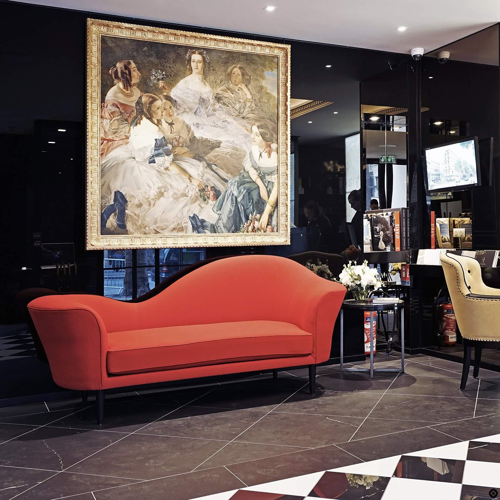 Hôtel Design Paris   LA VILLA HAUSSMANN