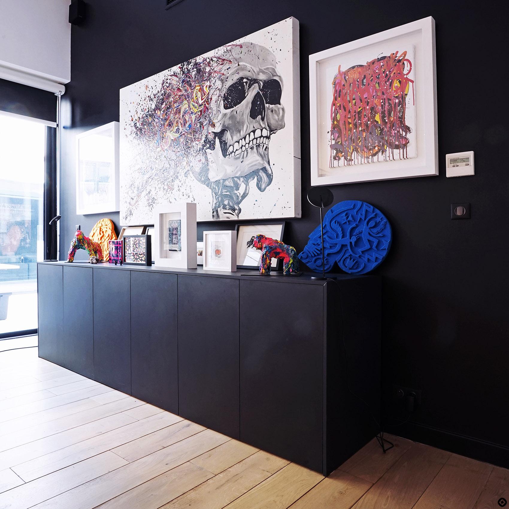 Loft Arty par Vincent et David