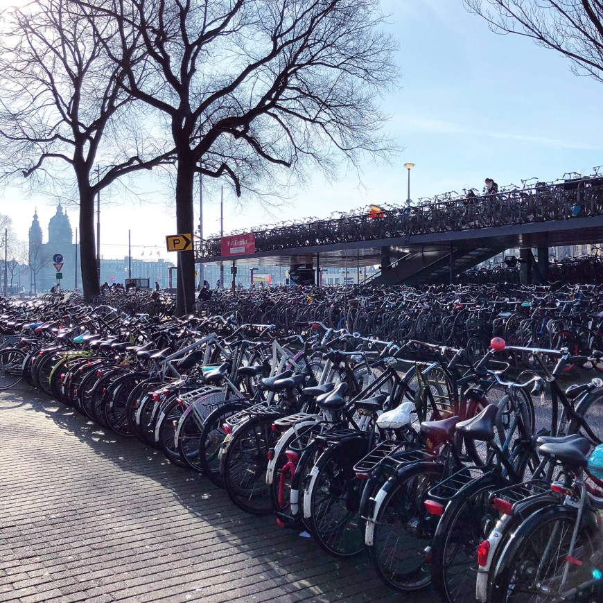 AMSTERDAM HYPE CITY GUIDE 2018