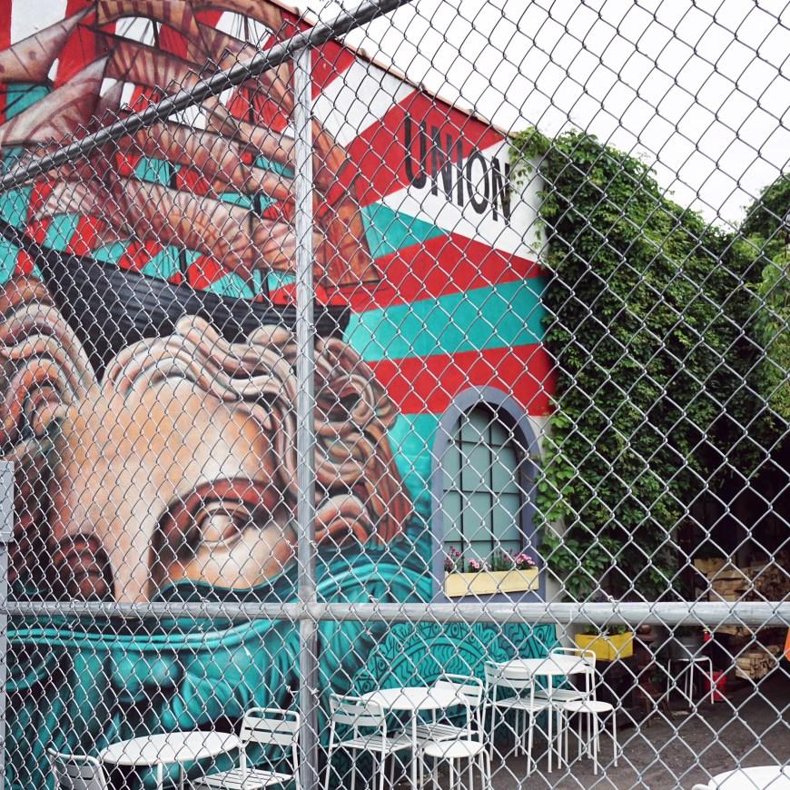 BUSHWICK - le quartier street art à Brooklyn (New York)