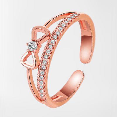 anillo-lazo-oro-rosa