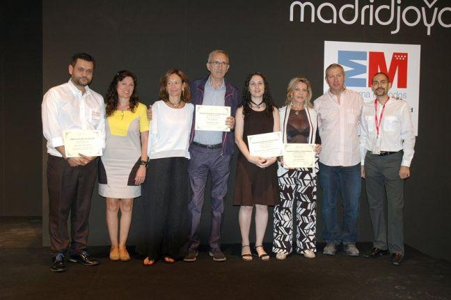 AJA - Madrid Joya 2015 - Entrega de Premios