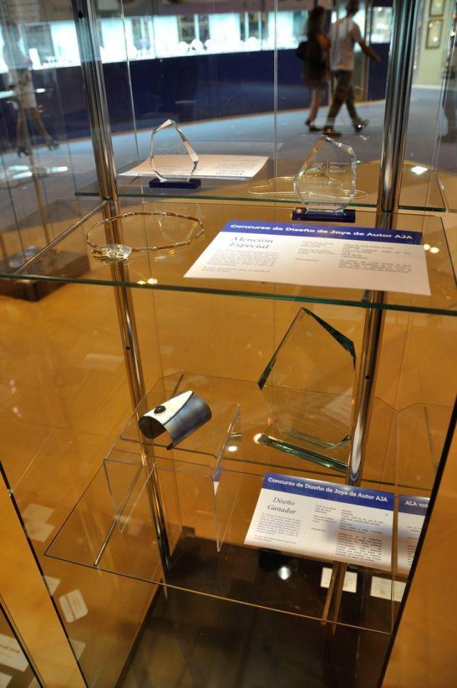 Espacio Autor - Piezas premiadas Concurso de Diseño de Joya de Autor AJA 2015