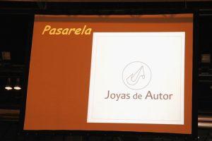 Pasarela Desfile Luz Adriana Núñez en Madrid Joya 2014 - Laura Márquez y Liane Katsuki en Madrid Joya 2014 -- Asociación Española Joyas de Autor en Madrid Joya 2014