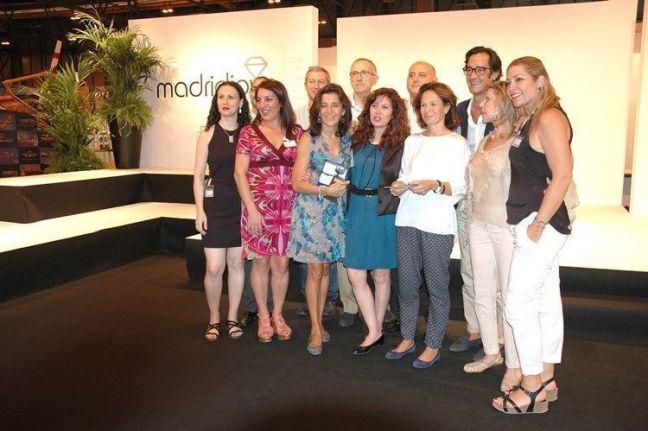 Entrega Premios Asociación Joyas de Autor por Asociación Española Joyas de Autor en Madrid Joya 2014