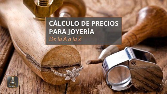 Curso online.- Cálculo de precios para joyería · 925lab
