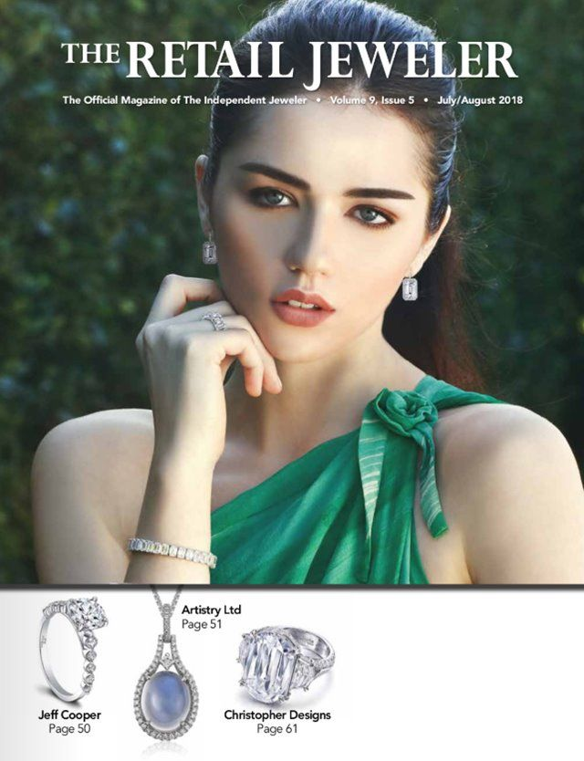 The Retail Jeweler - Volume 9 - Issue 5