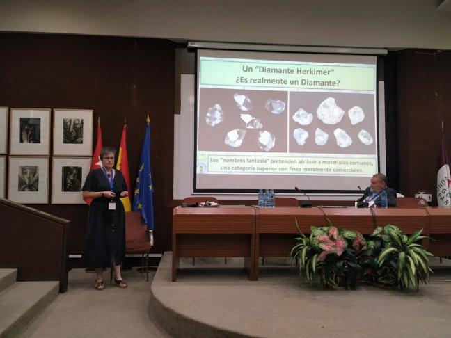 Conferencia de María Pérez en ProDiam 2019