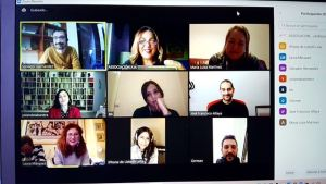 Asociación Joyas de Autor - Deliberación jurado concurso Sintemática 2021