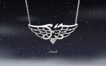 Paqui Pedraza - Colgante Angels