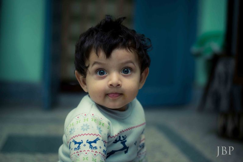 Child Phtography in Kolkata India