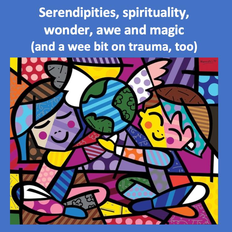 spirituality serendipity wonder awe and magic