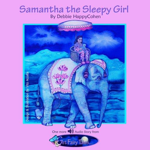 samantha the sleepy girl cover art