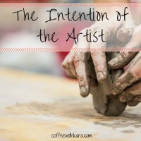 The Intention of the Artist