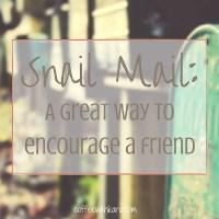 snail mail facebook