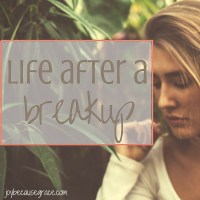 Life after a breakup