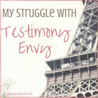 My Struggle with Testimony envy (1)