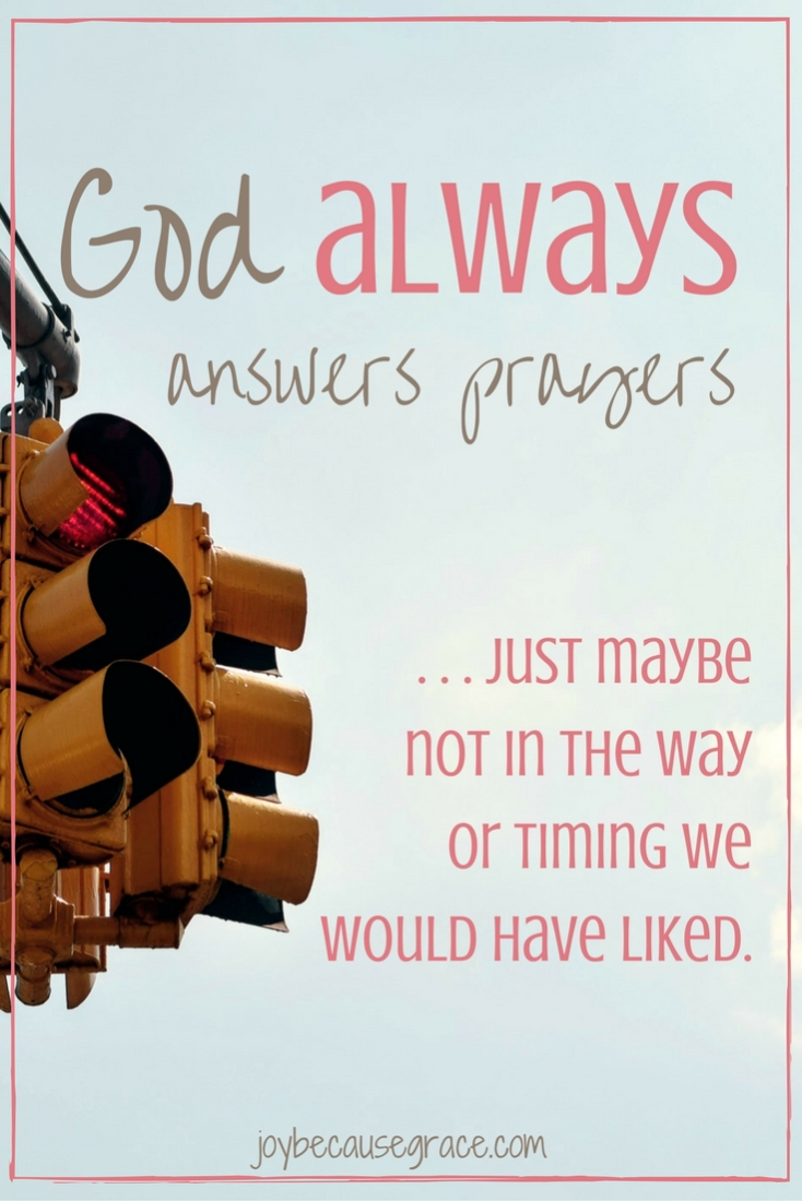 """Waiting can be so hard, especially when it feels like God hasn't heard our prayers. Here are 4 things we can do when God says """"wait."""""""