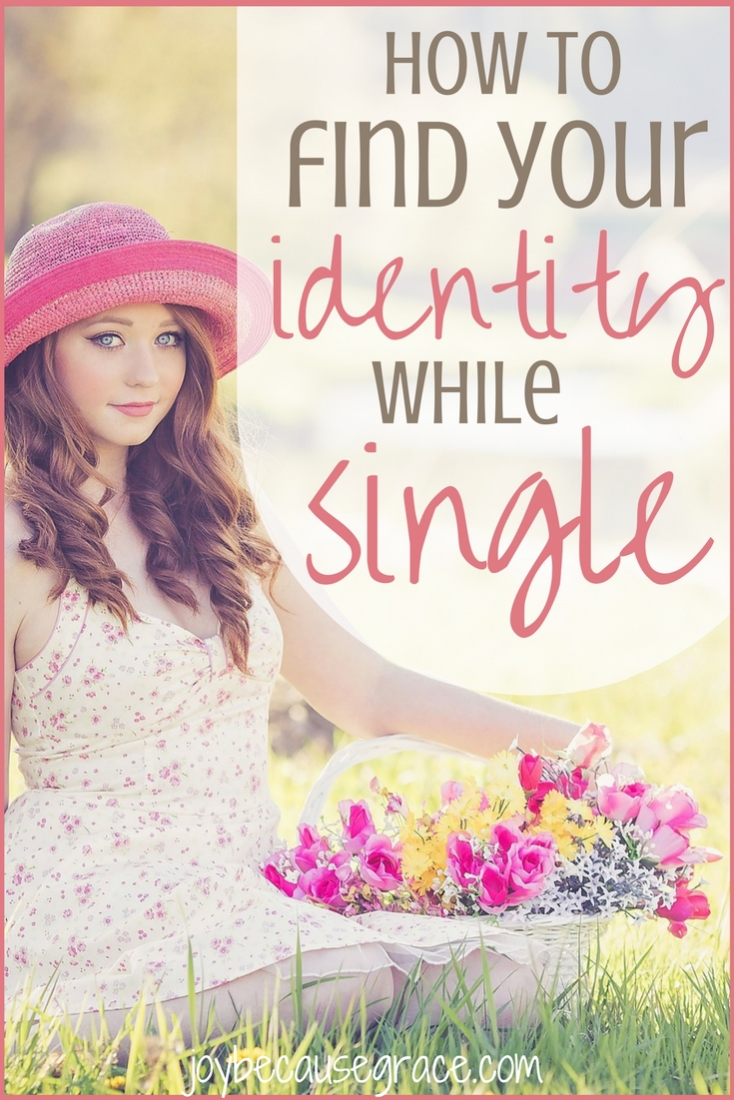 How to find your identity while single