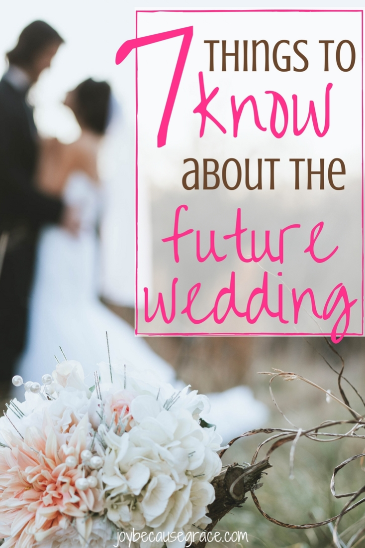 7 things to know about the future wedding (2)