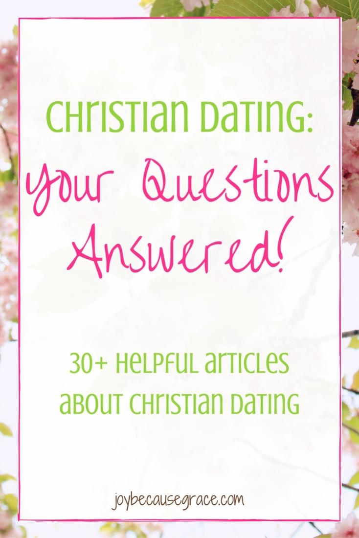 Christian dating tips girls