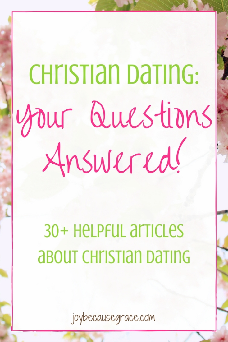How should christian dating work