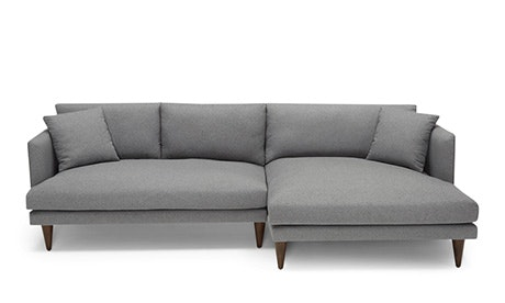 All Sofas and Sectionals   Joybird   Quick View      Lewis Sectional