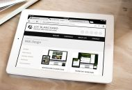 iPad Landscape Category Page