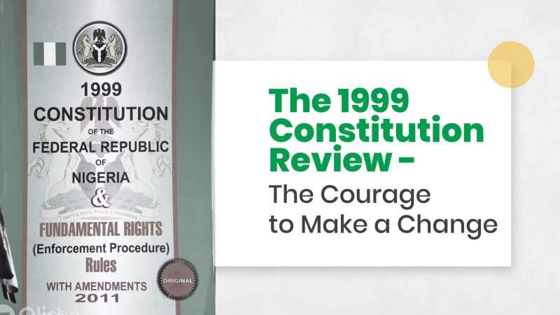 1999 constitution