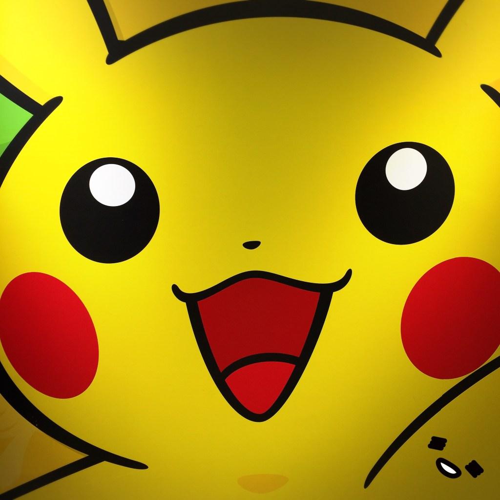 osaka pikachu