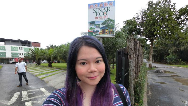 sinar eco resort