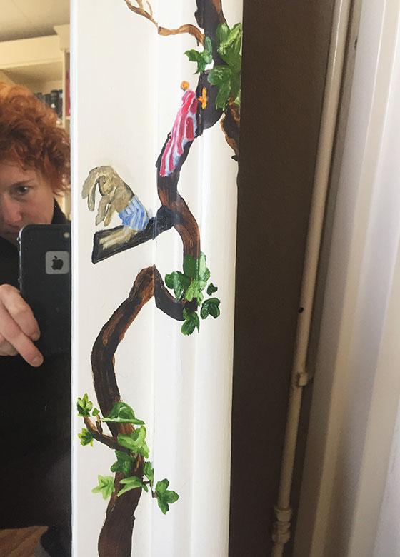 fairy tale mirror