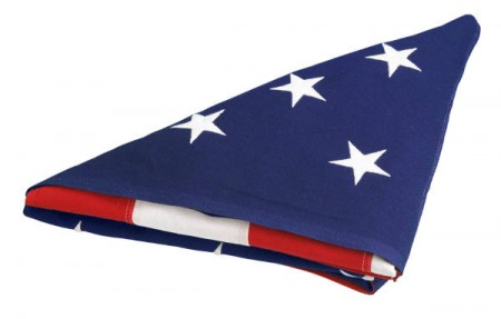 """The Meaning of the Flag-Draped Coffin"""