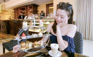 信義區義式下午茶♥COVA Taiwan♥來自米蘭貴婦甜點 巧克力 生日蛋糕 情人節送禮(市政府站/微風信義店)♥ Joyce食尚樂活。食記