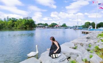 [加拿大-多倫多]Port Credit夢幻悠活小鎮 安大略湖周圍景點推薦 ♥ 小Connie愛夢遊。遊記