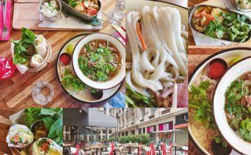 [法國巴黎-美食推薦]來自異鄉的法越混血料理『Hanoi Cà phê』遊歐解解口腹之慾 ♥ 小Connie愛夢遊。遊記食記