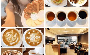[cafe] 山山來茶♥隱身在誠品書堆中的咖啡館 麻糬鬆餅 茶鬆餅 輕食 咖啡 巧克力 特調台灣茶 (信義/松山文創園區/松菸誠品) ♥ JoyceWu。食記