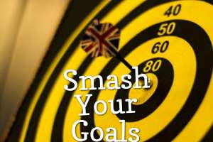 Aim at your monthly goal