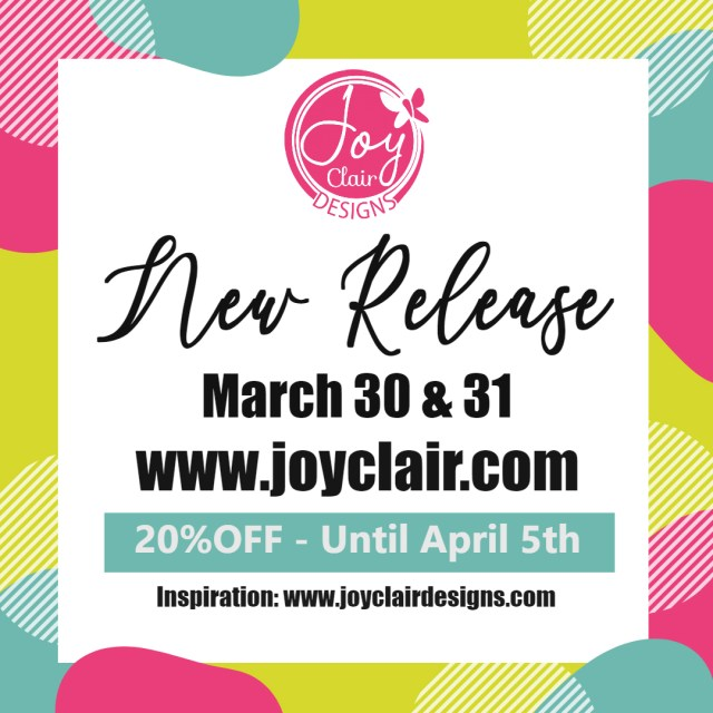 April 2020 Release - Inspirational Blog Hop Day 1