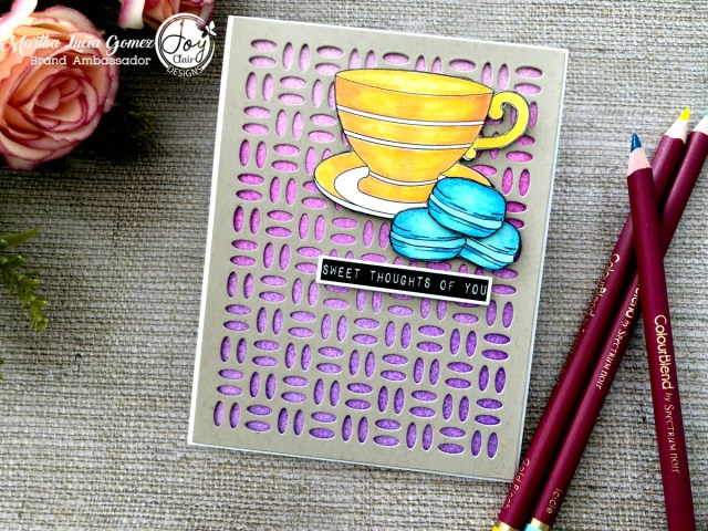 Sweet Card with Digital Stamps and More