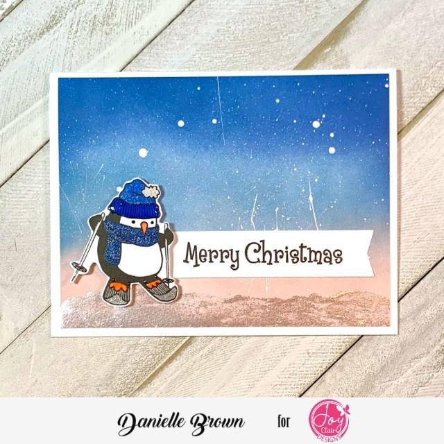 Santa's Favorite Christmas Card, Joy Clair Designs