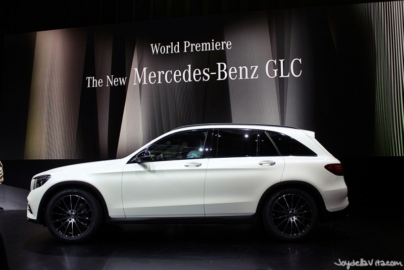 2015 Mercedes-Benz GLC