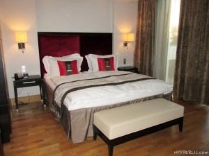 Radisson Blu Elizabete Hotel Riga, Latvia