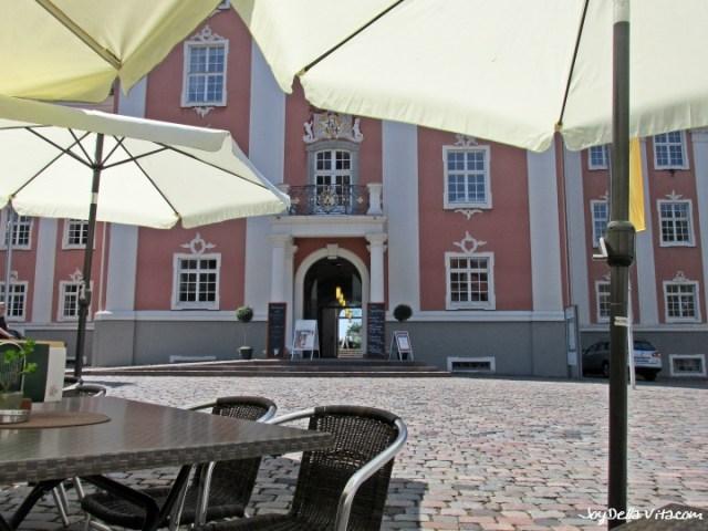 Alte Bank in Meersburg
